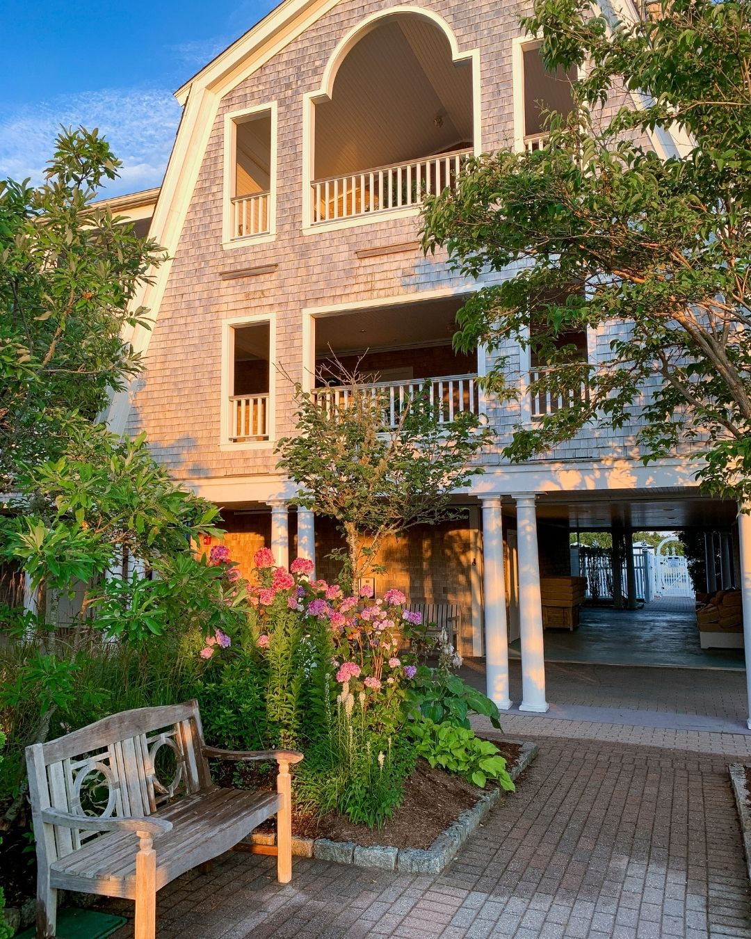Winnetu Oceanside Resort is a unique and memorable place to stay on Marthas Vineyard. Located in the Katama section of Edgartown