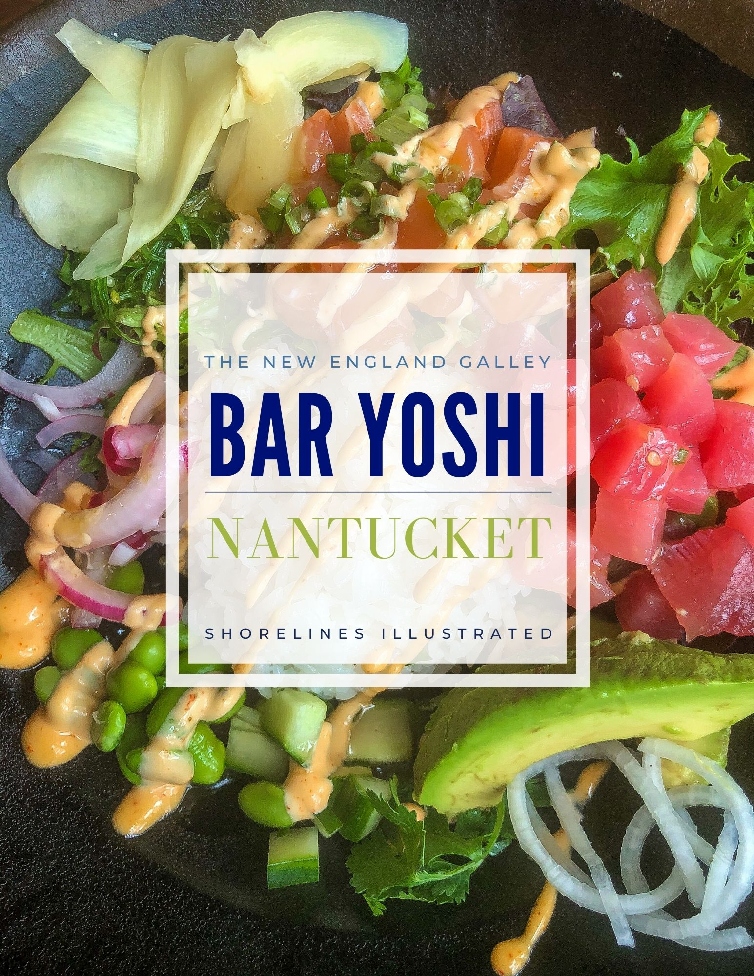 Places to eat on Nantucket Bar Yoshi Sushi and Raw Bar Gallery-1