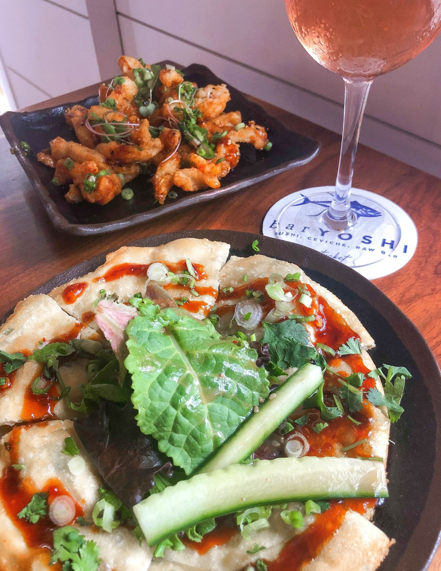 Places to eat on Nantucket Bar Yoshi Sushi and Raw Bar Gallery-14