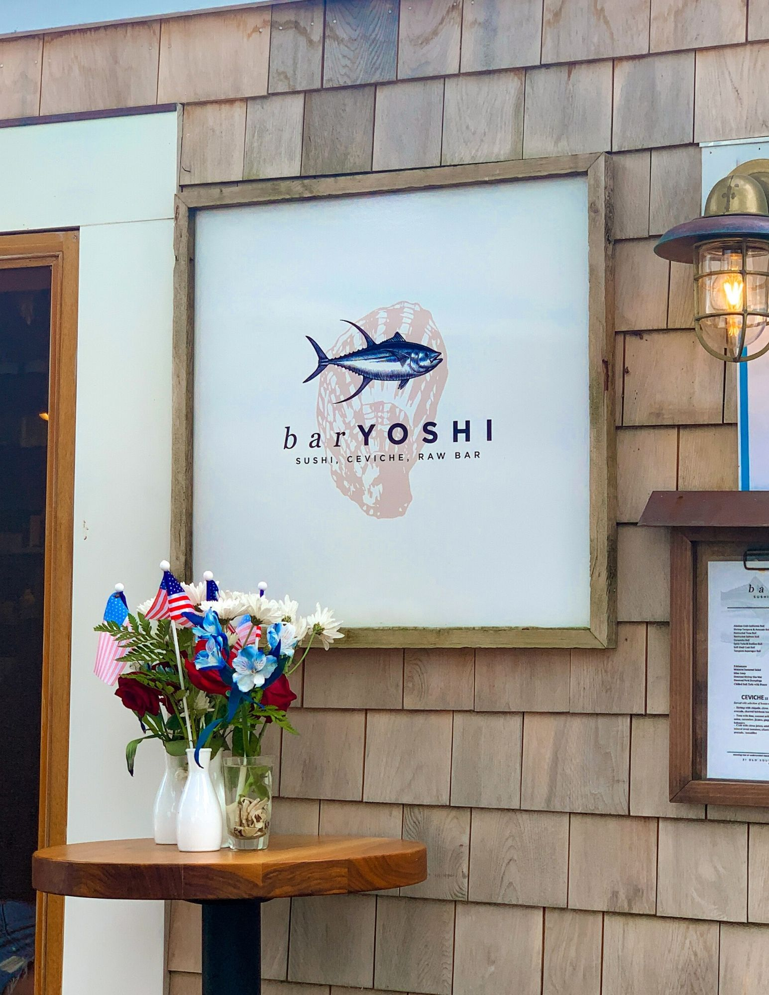 Places to eat on Nantucket Bar Yoshi Sushi and Raw Bar Gallery-2