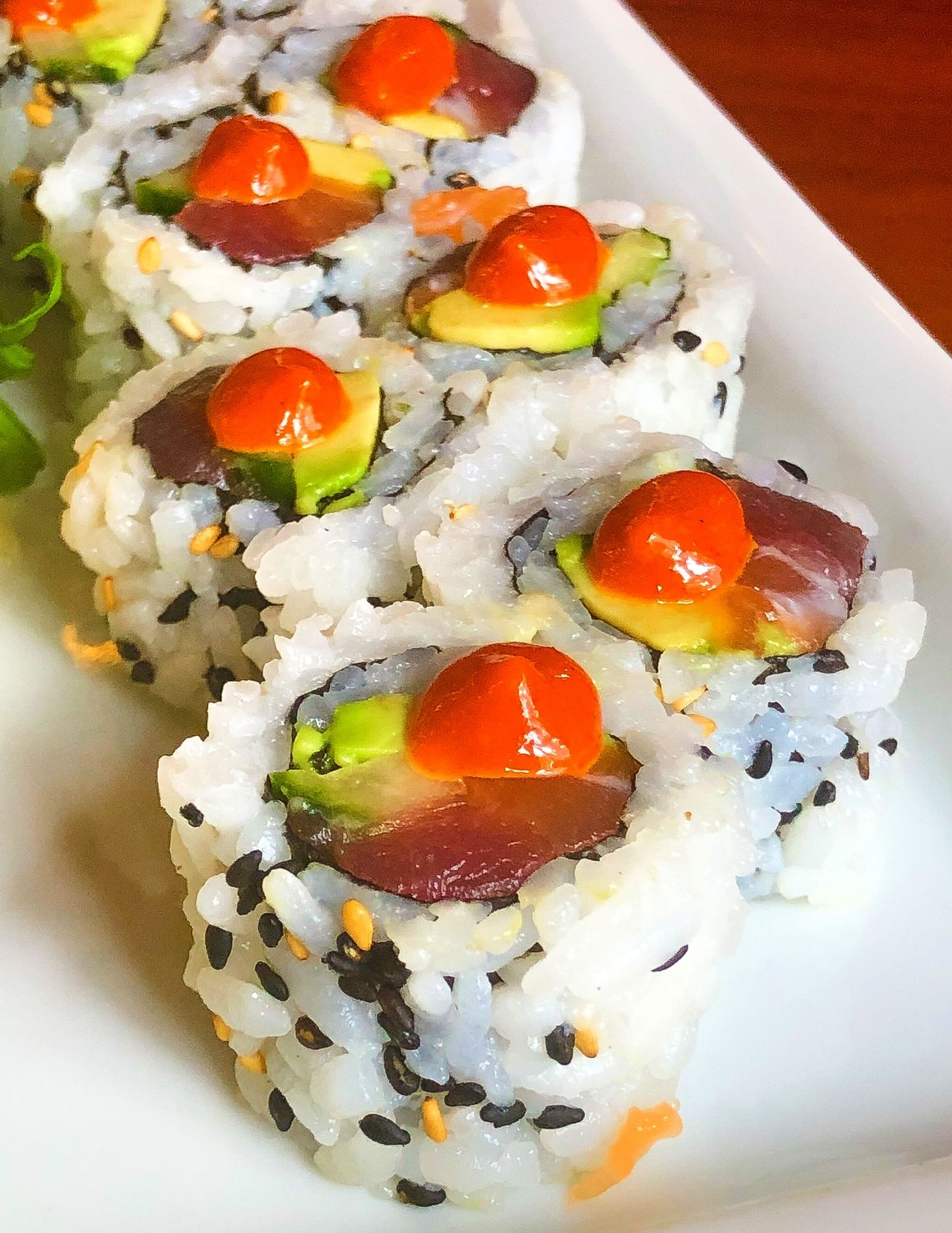 Places to eat on Nantucket Bar Yoshi Sushi and Raw Bar Gallery-5