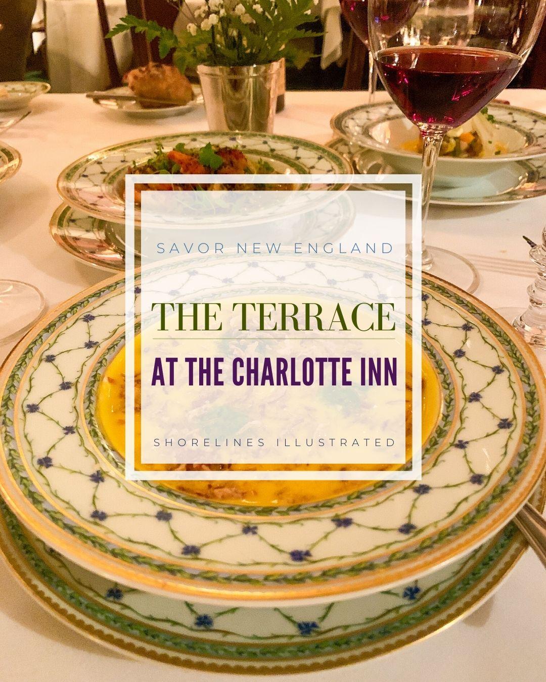 The Terrace at The Charlotte Inn Marthas Vineyard-1
