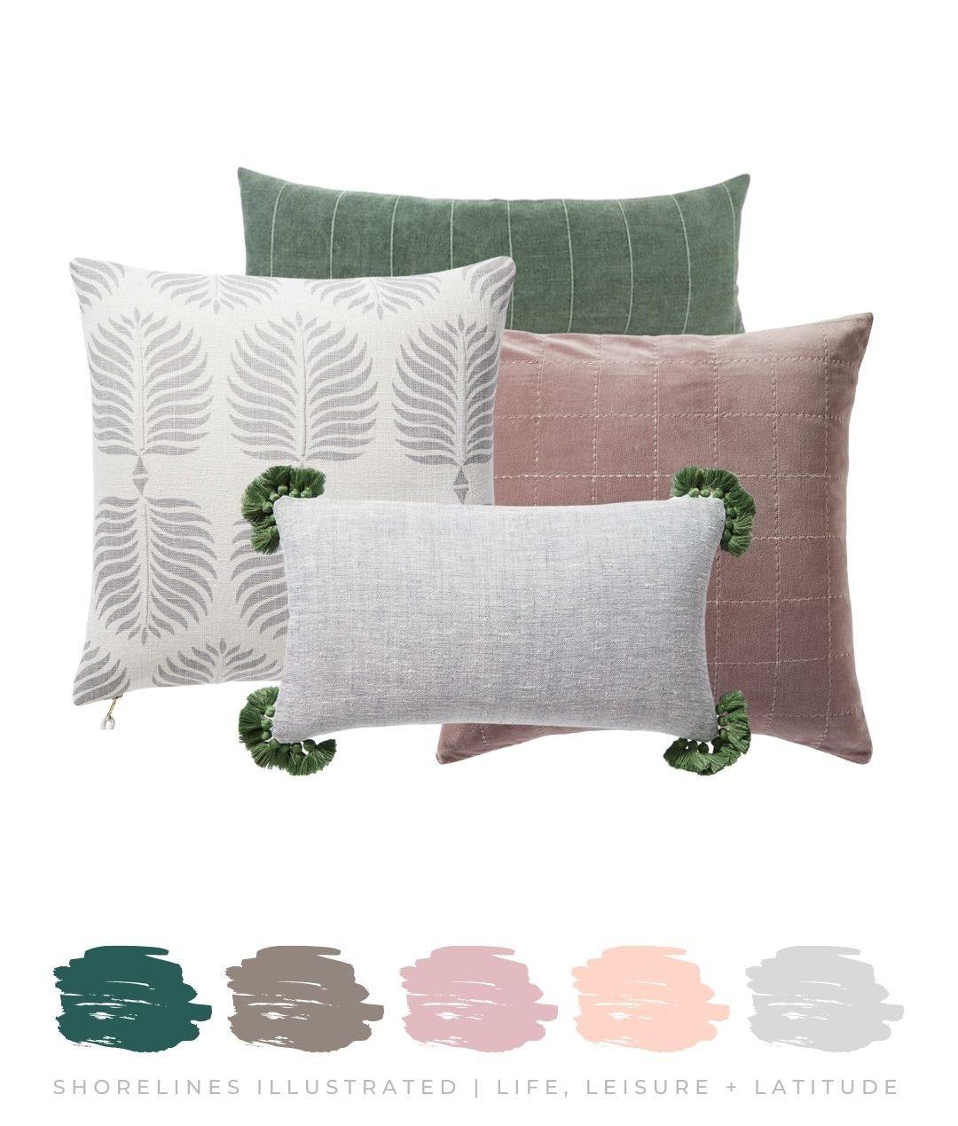 Assorted Pillows   SerenandLily.com