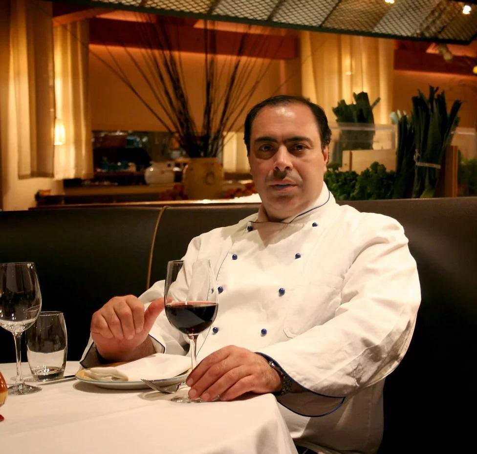 Chef Zapantis
