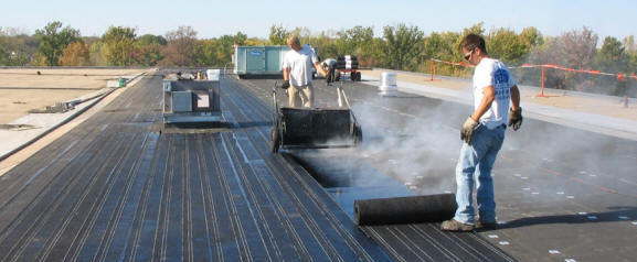 roofing services torchdown bitumen chicago il services
