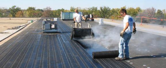 roofing services torchdown bitumen chicago il services