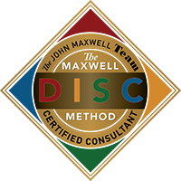 The John Maxwell DISC Method Certified Consultant
