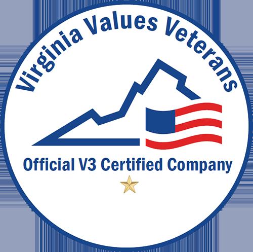 The Virginia Values Veterans (V3) Program is an official Commonwealth of Virginia Department of Veterans Services Program (c) 2014