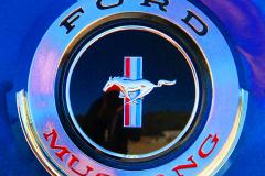 Watts 3D Car Art | Ford Mustang #1