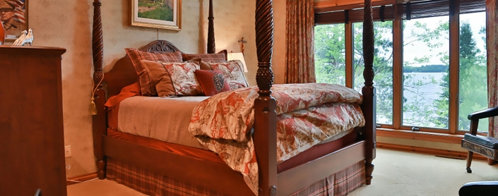 Northwoods Room - Lakeside Living Design