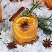 manitowish waters winter cocktail