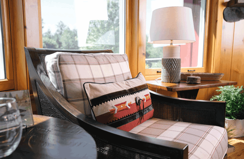 Custom Upholstery, Bedding, and Window Treatments