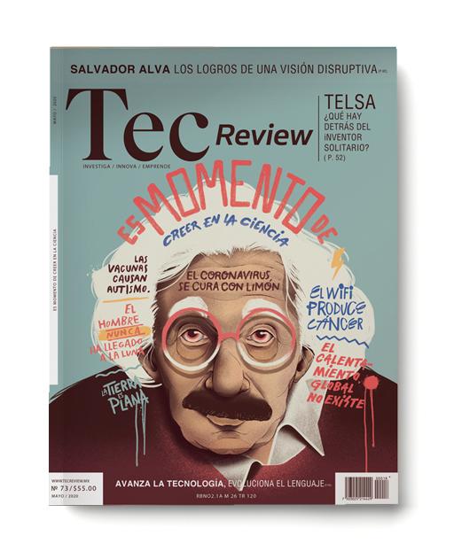Tec Review Albert Einstein