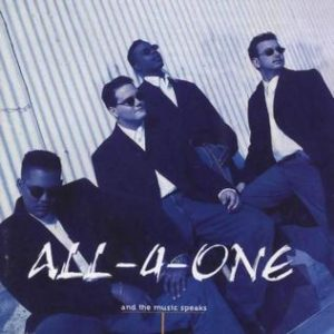 All-4-One_And_The_Music_Speaks