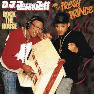 Dj Jazzy Jeff - Fresh Prince - Debut Album