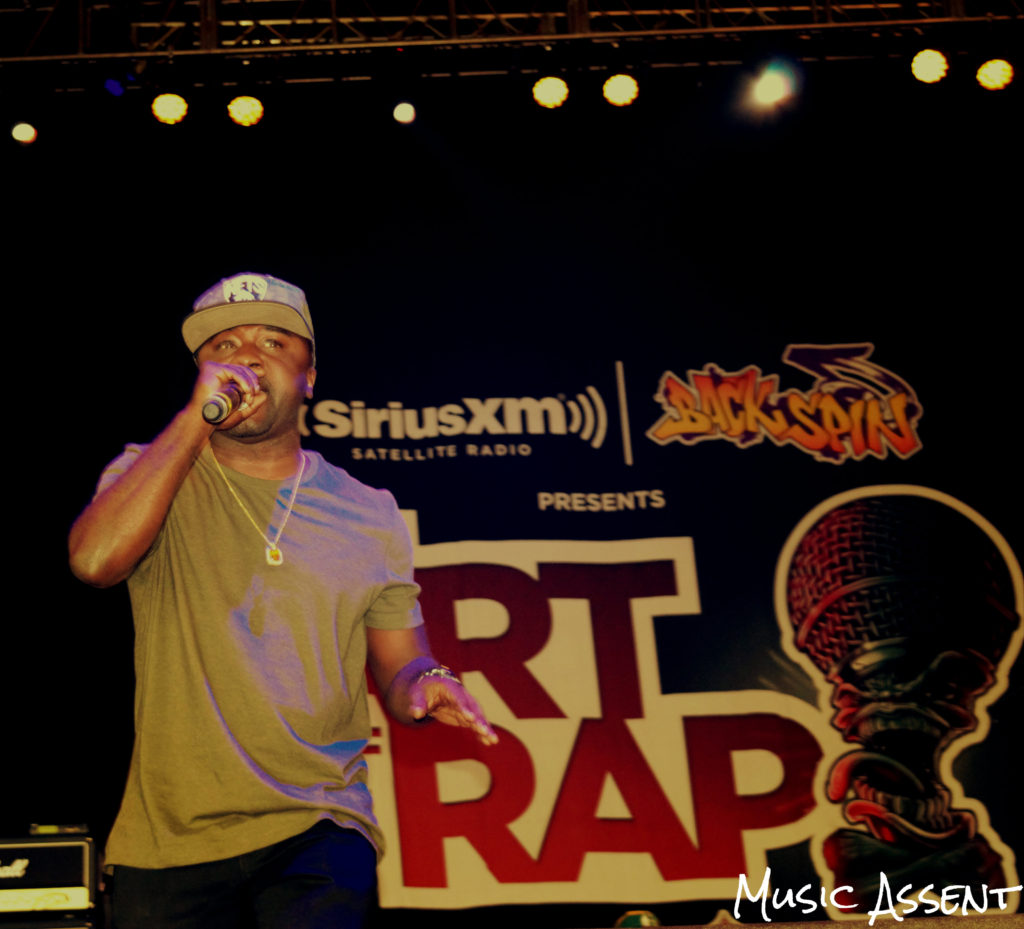 Prodigy and Havoc Performing