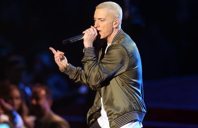 Eminem's New Album
