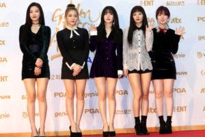 K Pop_Red Velvet