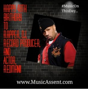 Redman_Music on this day