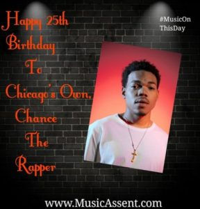 Chance The Rapper_Happy Bday