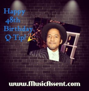Happy Birthday Q Tip