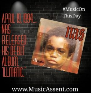 Nas_Music On This Day