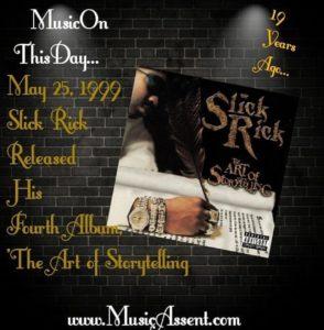 Music on this day_slick rick