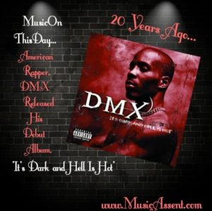 Music on this day_Dmx debut