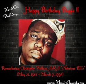 Music on this day_Biggie