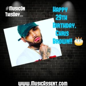 Chris brown_music on this day