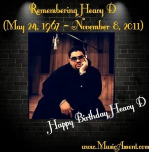 Music on this day_Heavy d