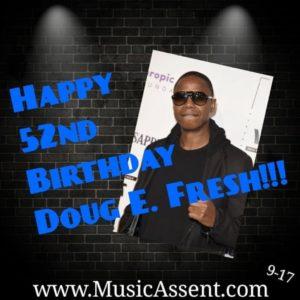 Music on this day_Doug E Fresh