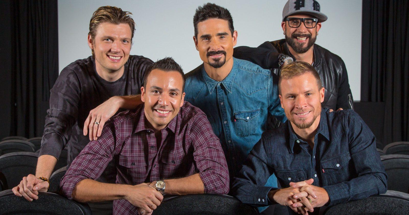Backstreet Boys Reach Number One