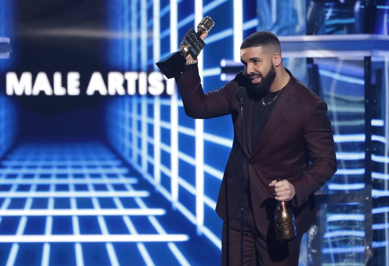 Drake billboard awards