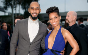 Swizz Beatz and Alicia Keys Performing Arts Center