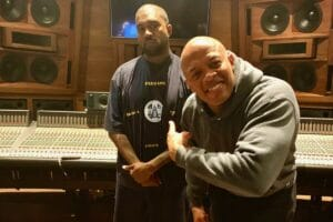 Kayne West-Dr Dre-Jesus Is King 2