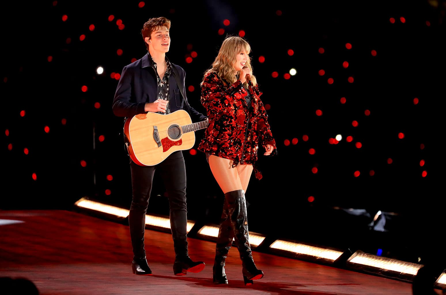 Taylor Swift Lover Remix Featuring Shawn Mendes
