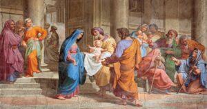 Nunc Dimittis: Seeing God's Savior and Salvation