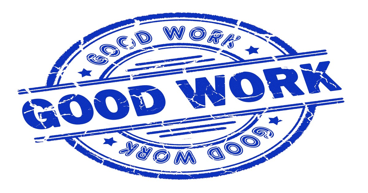 The Bright and Shining Sin of Good Works and the Service of God