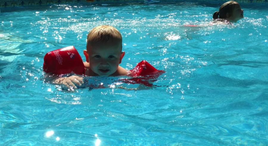 Beautiful day to Swim!