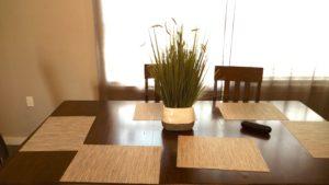 Monkey Island Gray Cabin dining - 2 Bedroom/1 Bath