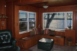 Aspinwall - sun room opens to living area