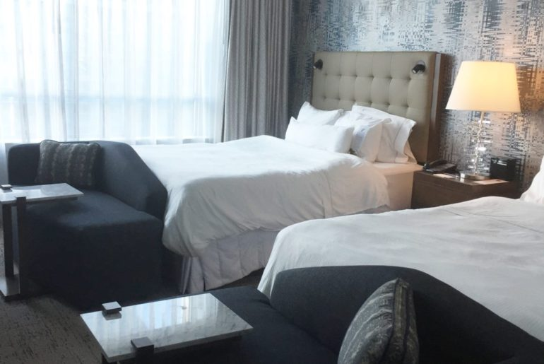 Westin Grand, Vancouver rooms