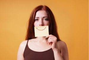 Read more about the article Is your smile a mask?
