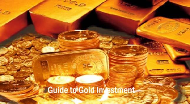 Guide to Gold Investment