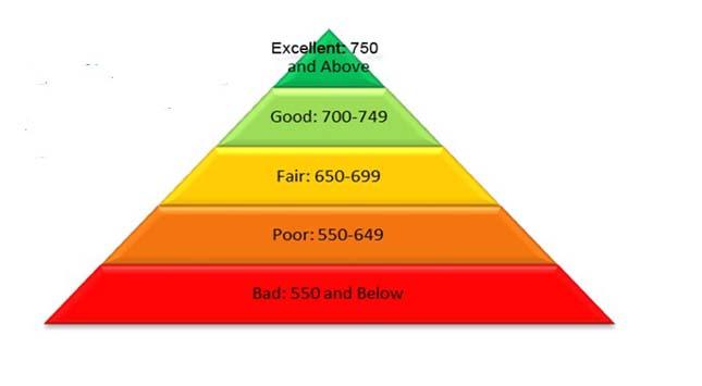 Scale Up Credit Score