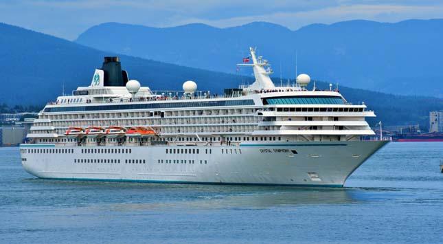 Cruise Ship Details