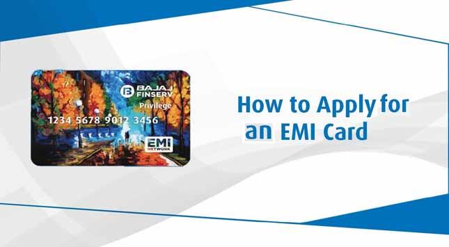 Bajaj EMI Card