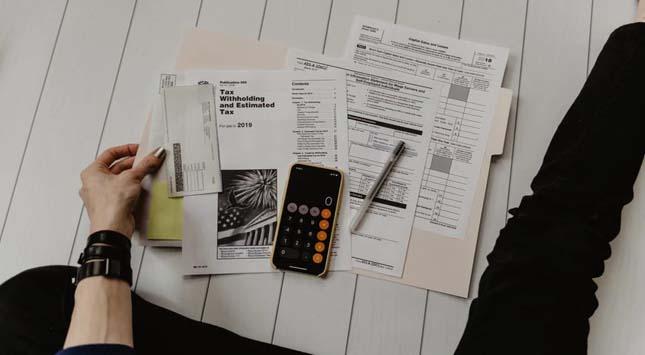Filing an Income Tax Return