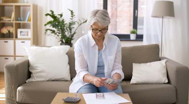 Maintaining Financial and Emotional Independence